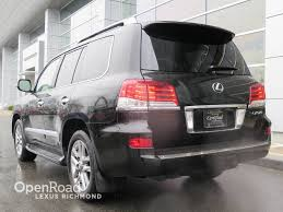 lexus lx 570 for sale us used 2015 lexus lx 570 for sale in richmond bc openroad lexus
