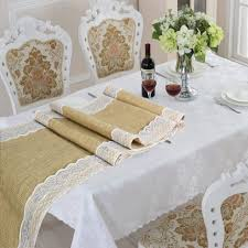 wedding tables burlap and lace table runner for wedding burlap
