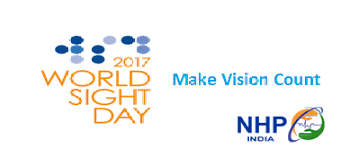 World Blindness Day World Sight Day National Health Portal Of India
