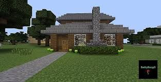 Small House Minecraft Minecraft Tiny House Small And Minimalist House Design On Center