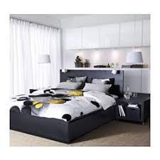 malm bed frame high w 2 storage boxes white lur 246 y malm bed frame high w 2 storage boxes 150x200 cm lönset ikea