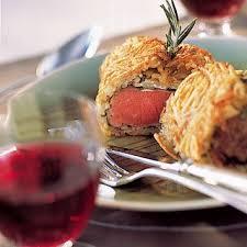 cuisiner une selle d agneau recette selle d agneau de léa linster