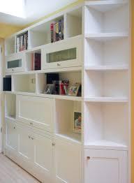 White Bookcase Uk by Proline