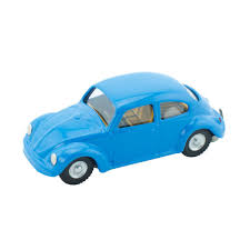 volkswagen beetle blue wind up toy beetle car handmade toys czech toys australia