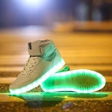 shoes that light up on the bottom nike light up original grey low top led from electric styles