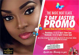 professional makeup courses easter promo ezar s chronicles