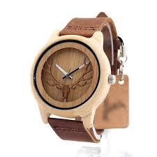 bracelet cuir montre images Montre cerf bois bracelet cuir quantit limit e coin des png