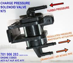 how to test charge pressure solenoid valve aka n75 vw t4 forum