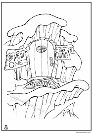 the grinch coloring pages 02