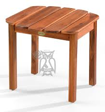 Acacia Wood Outdoor Furniture by Hoot Judkins Furniture San Francisco San Jose Bay Area Whitewood