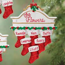 stocking ornaments christmas stocking ornaments miles kimball