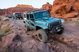 moab jeep safari 2017 2017 moab jeep concept vehicles released u2013 expedition portal