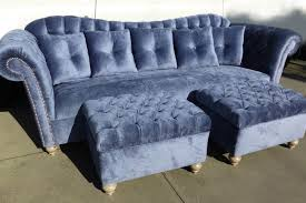 Sofas Chesterfield Style by Modern Chesterfield Style Lounge Sofa Settee Shaped Backrest