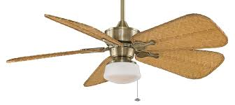 fanimation mad3250ab islander antique brass motor only ceiling