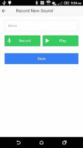 record sound android cordova ionic sle app my sound board raymond camden