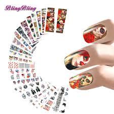 online get cheap halloween nail stickers aliexpress com alibaba