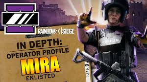 siege https rainbow six siege in depth operator profile mira