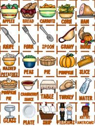 thanksgiving day bingo by urbino12 teachers pay teachers