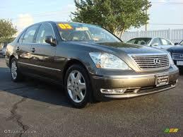 lexus sedan 2005 2005 briarwood pearl lexus ls 430 sedan 65970297 gtcarlot com