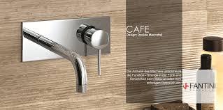 design badarmaturen armaturenserie cafe fantini designer davide mercatali
