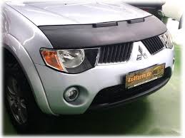 amazon com hood bra front end nose mask for mitsubishi l200