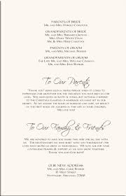 thank yous on wedding programs thank you wording for wedding programs wedding program ve
