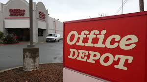 shop at the home depot and save on fuel can closing 300 stores save office depot from demise youtube