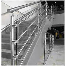 Stainless Steel Banister Rail Stainless Steel Railing Manufacturer In Mumbai Fabricated