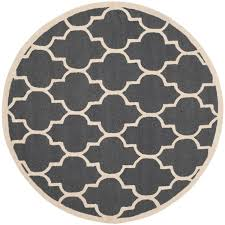 Outdoor Round Rug by Rug Cam134x Cambridge Area Rugs By Safavieh