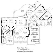Daylight Basement House Plans by Chanteray Residential House Plans Luxury House Plans