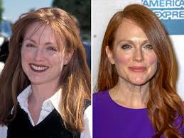 juliet moores hair color julianne moore says no to plastic surgery anti aging face