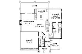 Craftsman Cottage Floor Plans by Craftsman House Plans Greenspire 31 024 Associated Designs