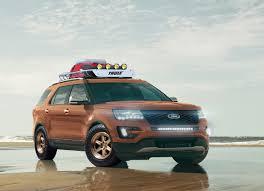 Ford Explorer Xlt 2015 - ford explorer at sema 2015 photo gallery autoblog