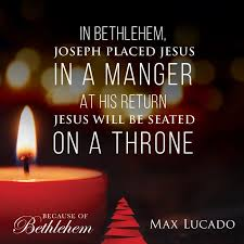29 best because of bethlehem images on max lucado