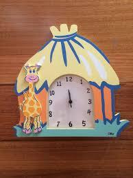 clocks nursery décor men