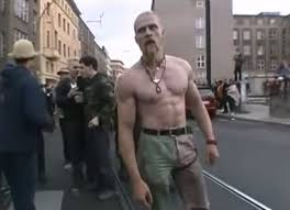 Techno Viking Meme - international arrest warrant issued for techno viking after early