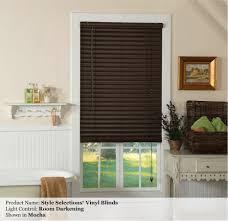 2 inch vinyl s slat privacy custom blinds