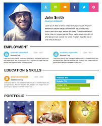 Templates Resumes Resume Website Examples Savvy Personal Vcard Resume Template 50