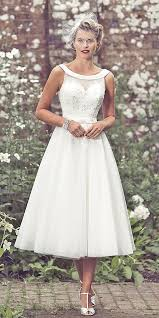tea length wedding gowns best 25 tea length wedding dresses ideas on tea