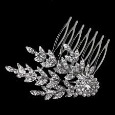 bridal hair comb view all accenting side bridal hair combs
