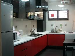 Black And White Kitchen Tiles Black And Red Kitchen Ideas Awesome Red Kitchen Design Ideas