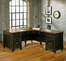 L Shaped Desks Martin Furniture Hartford 3 L Shaped Desk Office Suite