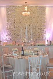 wedding backdrop hire kent wedding flower backdrop 350 00 bows hire