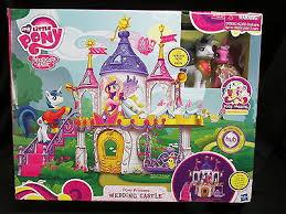 mlp wedding castle my pony princess wedding castle playset princess cadance