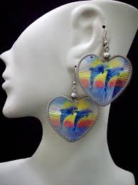 thread earrings peru thread earrings mochikashop wholesale export peruvian