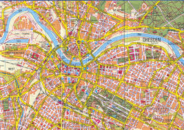Germany City Map by Dresden Map Detailed City And Metro Maps Of Dresden For Download