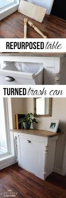 kitchen trash can ideas uncategories kitchen cupboard garbage bins sliding trash can