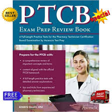 ptcb 2017 2018 pharmacy technician exam prep study guide test