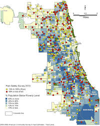 Maps Of Chicago Neighborhoods by Playground Safety And Quality In Chicago Articles Pediatrics