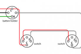 double light switch wiring diagram nz wiring diagram